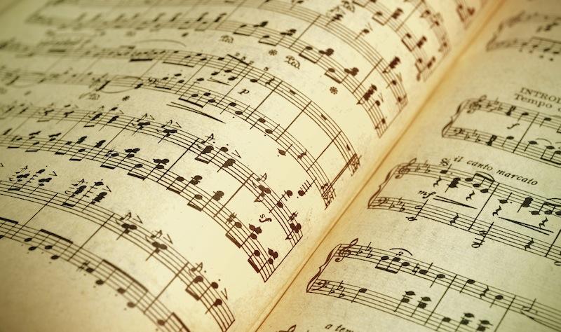 Musical Score copy